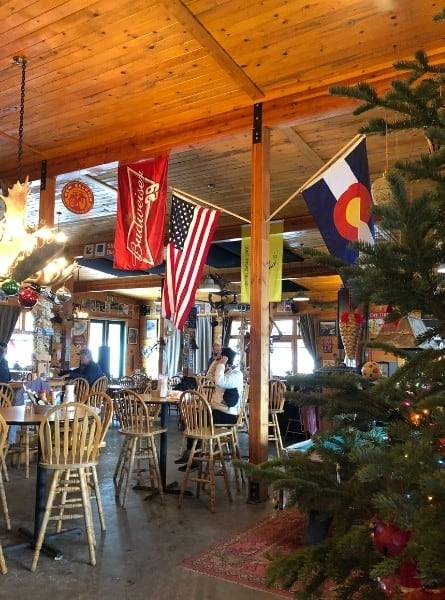 Hahn's Peak Roadhouse near Pearl Lake State Park