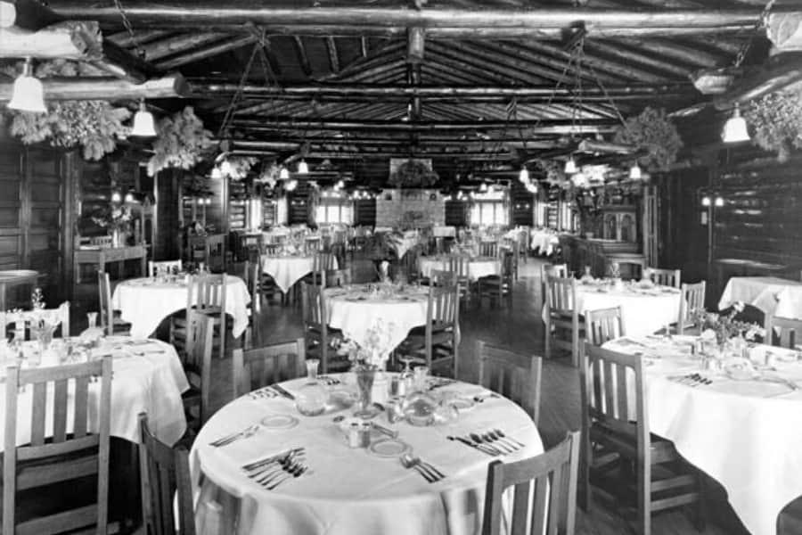 historic el tovar dining room