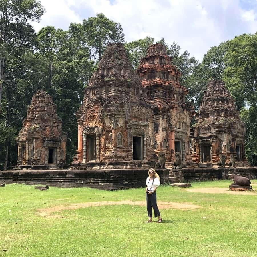 preah ko temple cambodia