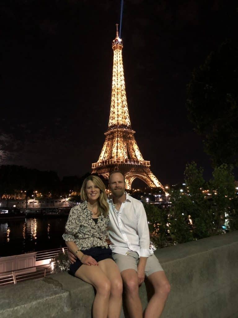 best place for eiffel tower photo paris