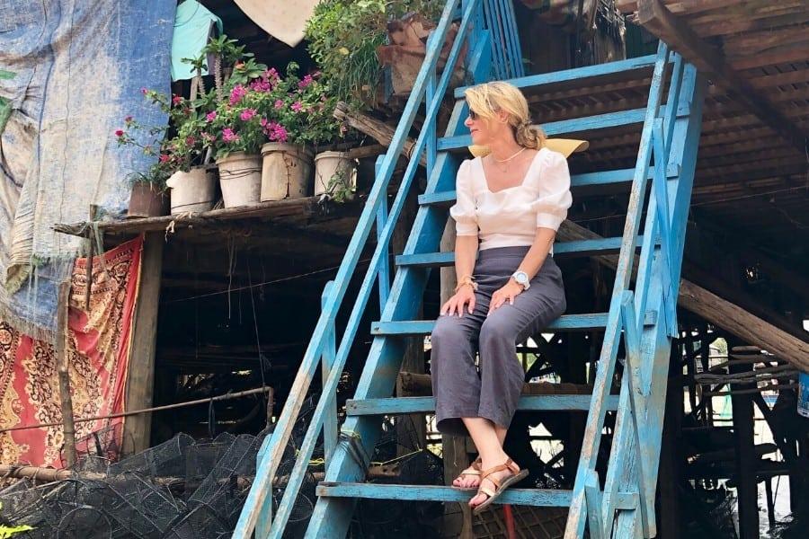 visit to kampong phluk village