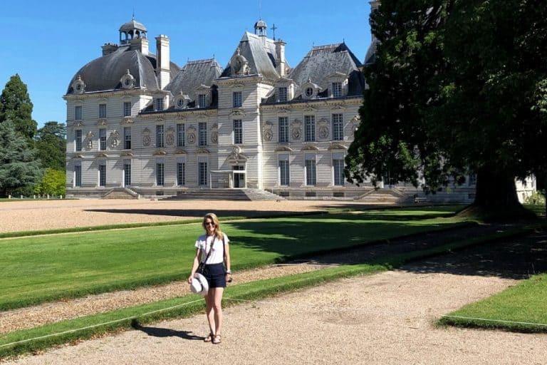 chateau de cheverny france