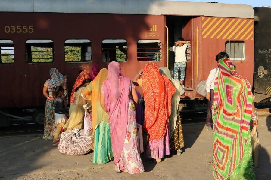 train trip rajasthan
