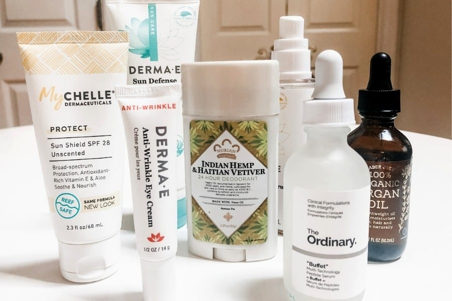 affordable clean skincare products