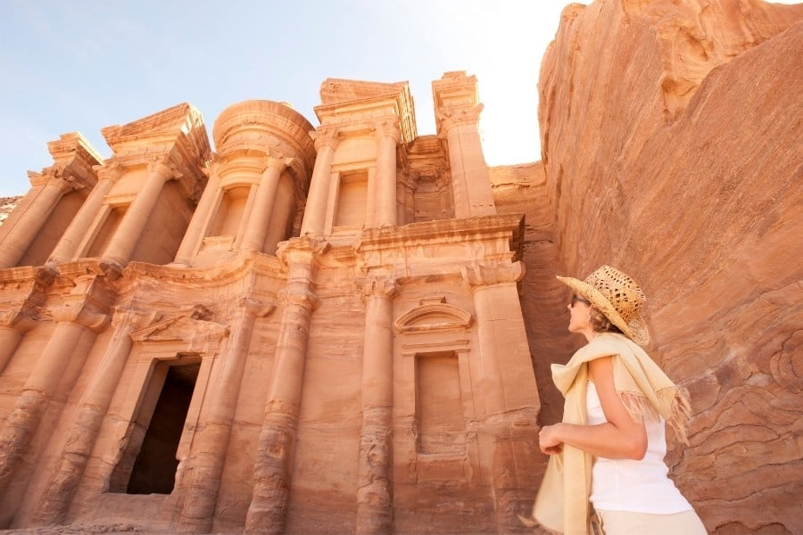 A dream holiday to Petra Jordan is worth saving for