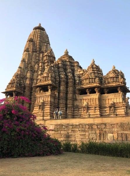 Khajuraho Temples in India