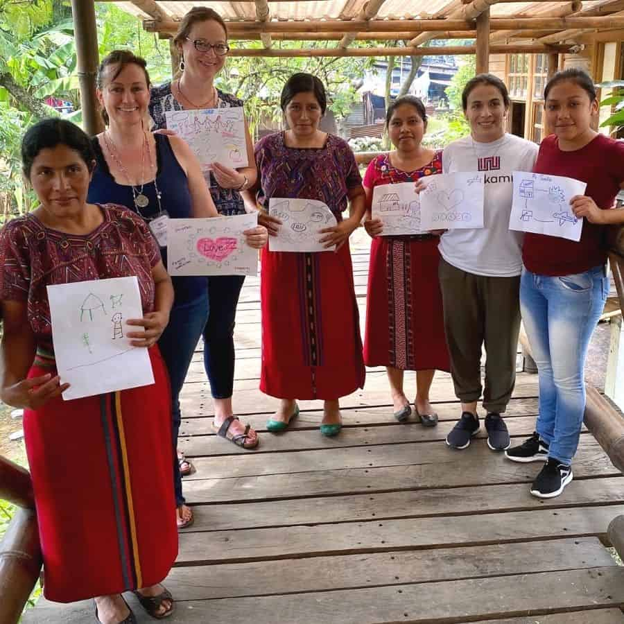 Lotus Sojourns empowers women in Guatemala