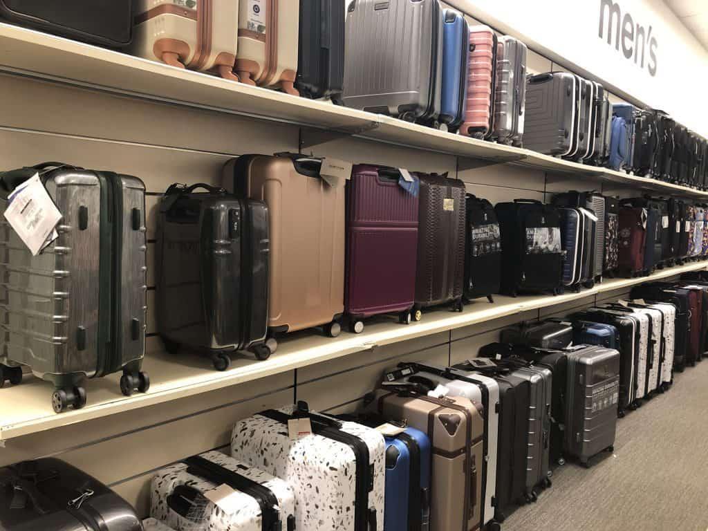 Luggage at Nordstrom Rack