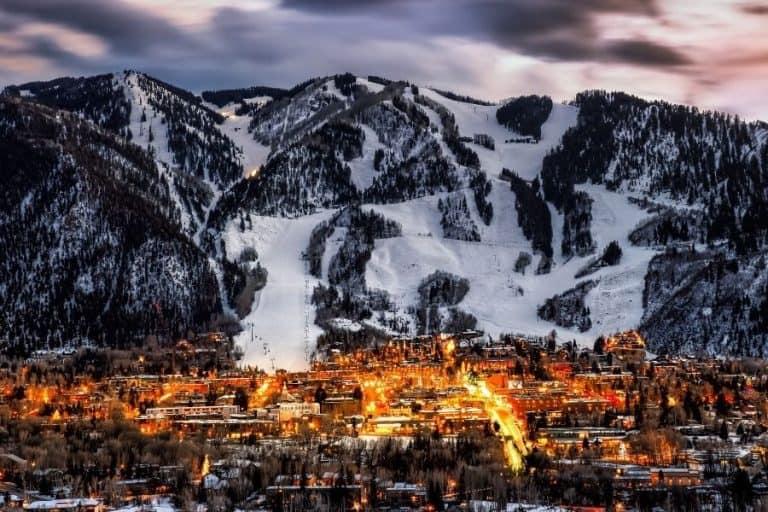 Aspen, Colorado Ski Resort