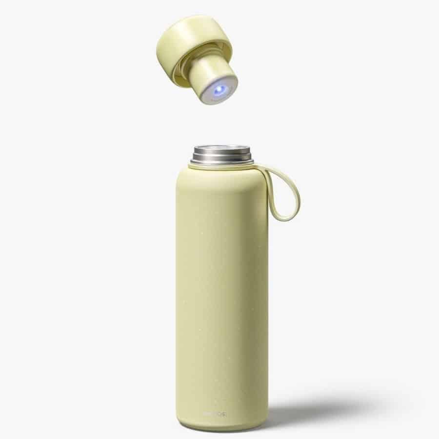 Monos Kiyo UVC Water Bottle