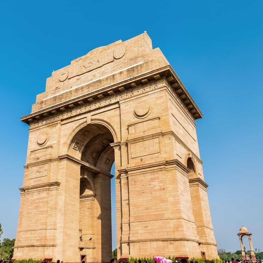 India Gate in Delhi India