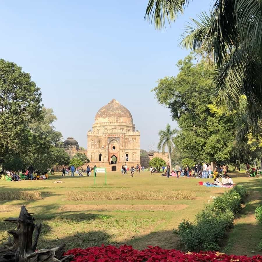 Lodi Tomb, a must-see historical place in Delhi