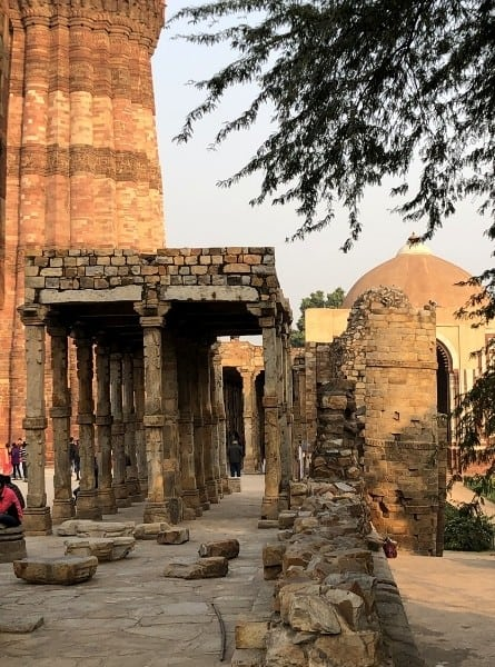 Qutb Minar, a recommended among the Historical Places in Delhi