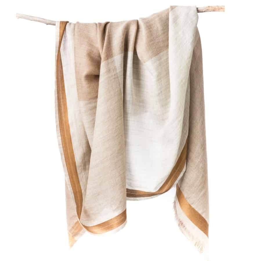 Tribute Woolen Scarf by Bloom and Give
