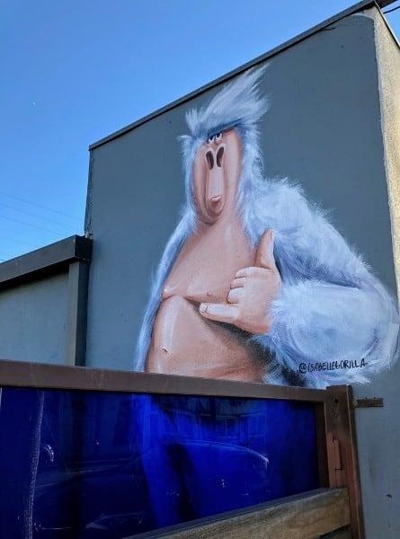 Street Art along Abbot Kinney