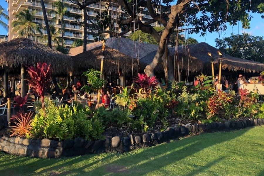 Hula Grill Restaurant Maui