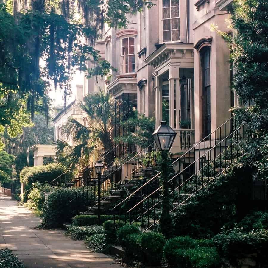 Townhomes Savannah