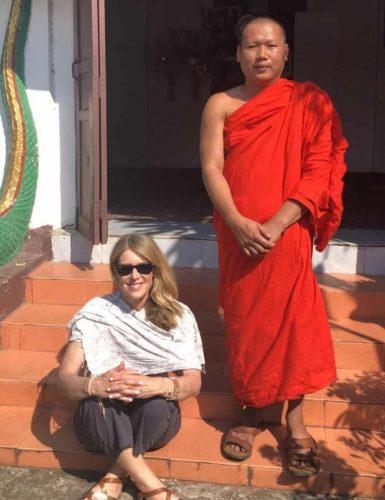 luang prabang laos monk