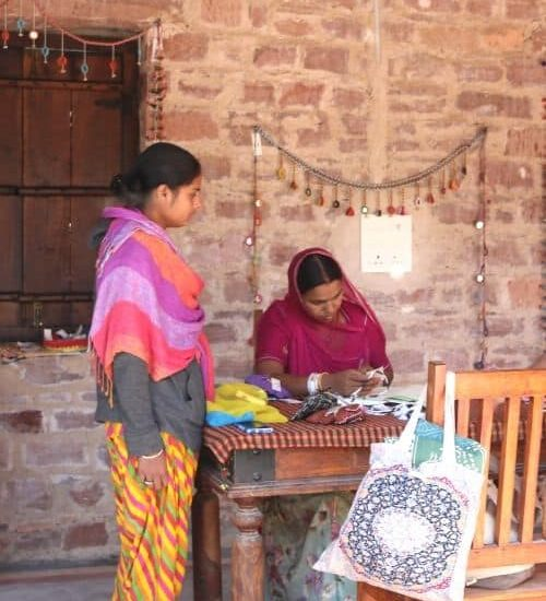 make travel matter by supporting womens cooperatives in places like india