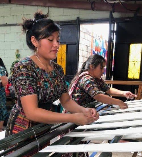 womens weaving cooperative guatemala